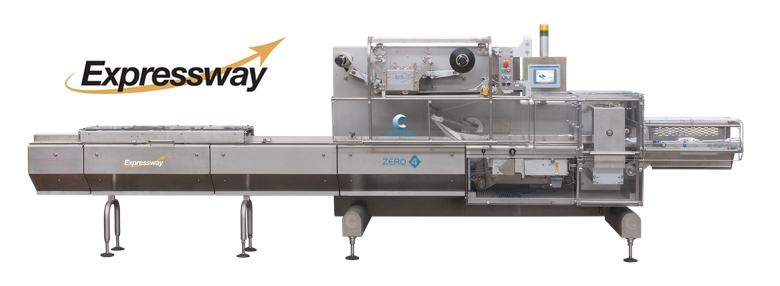 Confectionery Cavanna Packaging Systems - Flowrap system