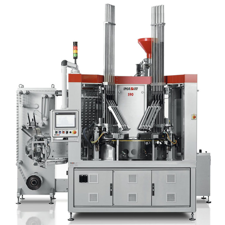 Food & Beverages IMA COFFEE - Coffee Packaging Solutions GIMA 590
