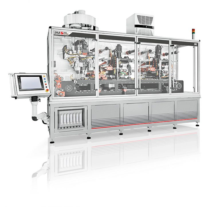 Food & Beverages IMA COFFEE - Coffee Packaging Solutions Spreafico SRC Series